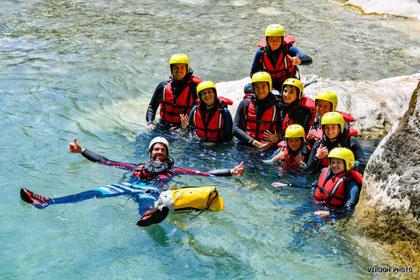 Rafting alpes de haute provence, canyoning alpes de haute provence, rafting canyoning verdon, rafting canyoning castellane