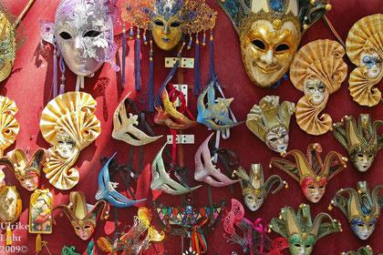 Verona - Masken für den carnevale