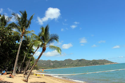 Magnetic Island, Queensland, Horseshoe Bay, Strand, Australien