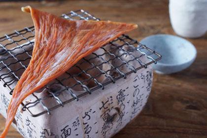天たつの高級珍味「バチコ」は御正月や年末年始の贈物にお勧めです