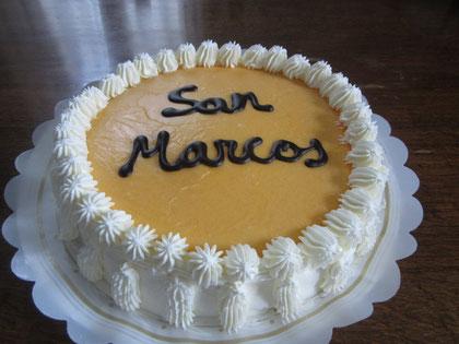 Tarta San Marcos
