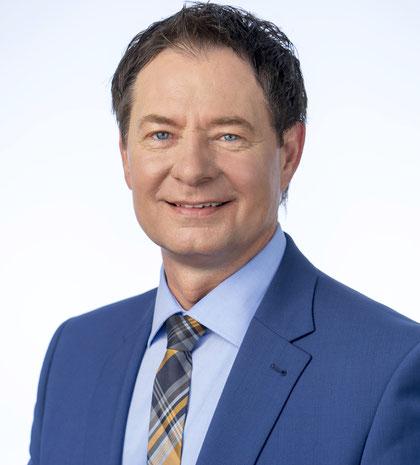 Oberbürgermeister der Stadt Neumarkt: Thomas Thumann