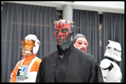 Star Wars Convention 2018 in Oberhausen