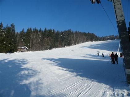 Skifahren am Großen Arber, am Eck-Riedelstein oder auch am Silberberg