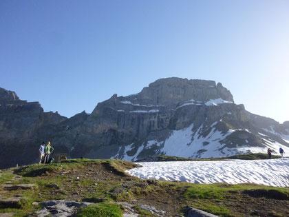 Black Mamba, Ruchstock, Mehrseillänge, Klettern, Engelberg