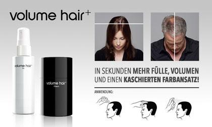 volume hair volles haar in sekunden style and life mybox