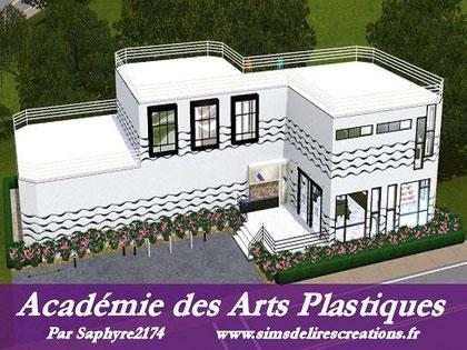 simsdelirescreations Sims sims3 terrain communautaire creation saphyre2174