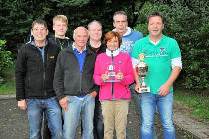 Sieger 2013 SG Steinbergen