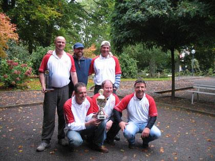 """Sieger 2008 """"TSV Steinbergen"""