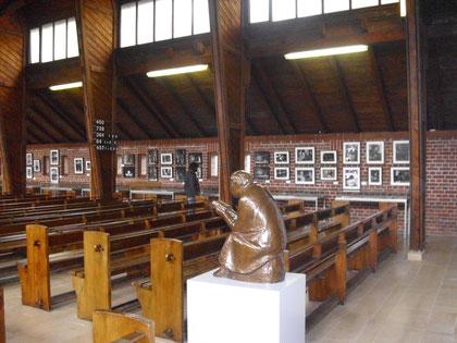 Barlach-Ausstellung in der Erlöserkirche in Münster, WK