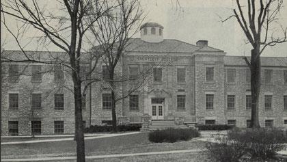 Shurtleff College (1827 - 1957) Alton, IL.