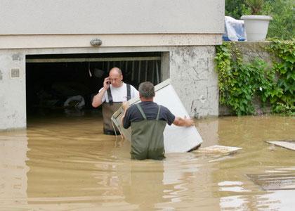 Crue de la Verse, Noyon, 8 juin 2007