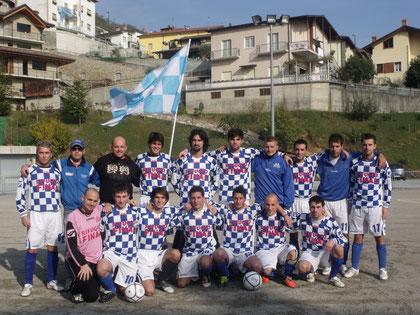 G.S.UBIALE CALCIO 2011/2012