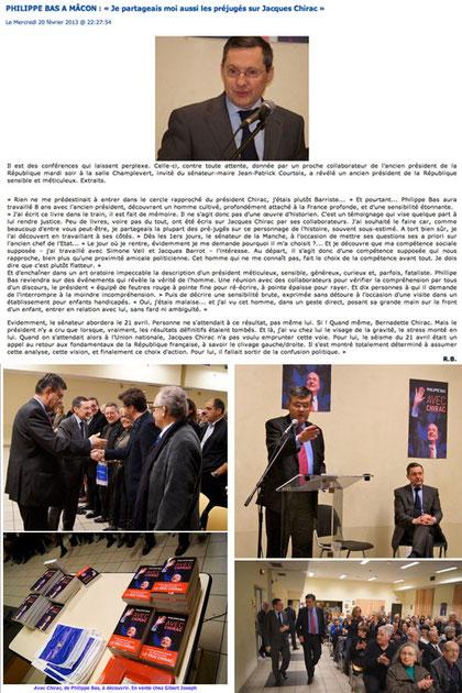 Macon Infos, 21.02.2013