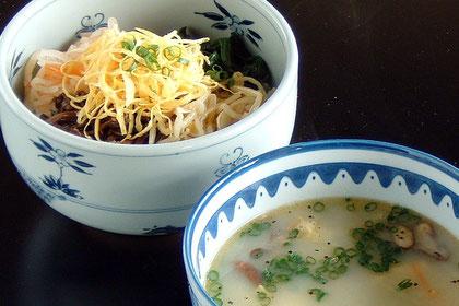 飯・スープ