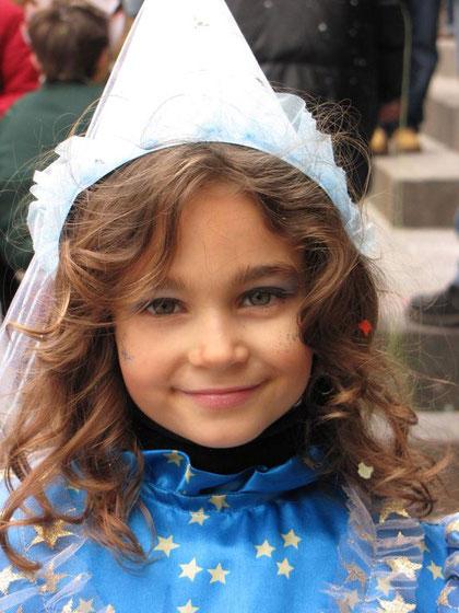 Matilde, fantastica fatina. Carnevale 2010, l'ultimo.