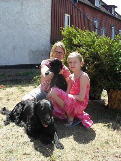 Fine mit Corinna und Jana
