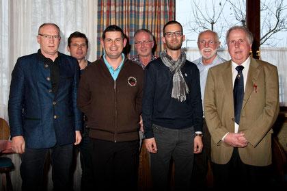 Vorstand der Ortsgruppe