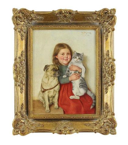 Gemälde Schätzung, Ankauf & Verkauf von hochwertigen Gemälden aller Zeiten
