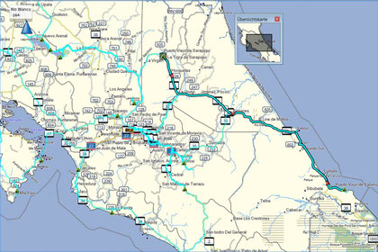Der Weg nach La Selva