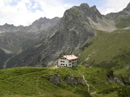 Die Steinseehütte