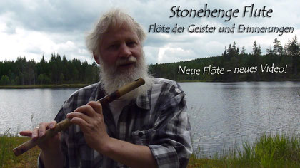 Stonehenge Flute - Northern Lights Flutes - www.nord-art-studio.de
