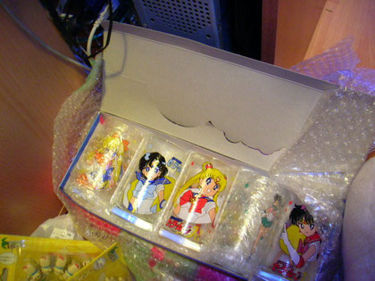 Sailor Moon - Set bicchieri