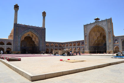 Jame-Moschee in Isfahan