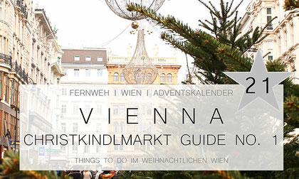 Christkindlmärkte Wien Advent
