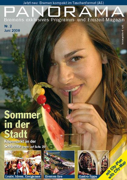 Sympathisch: Bremen im A 5-Format