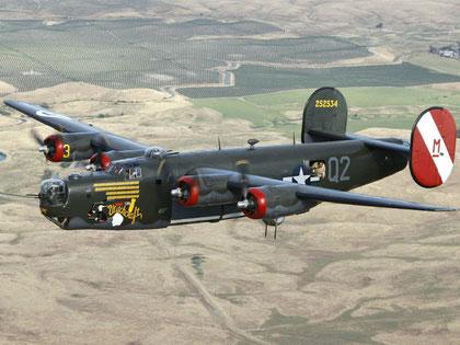 B 24 - Liberator