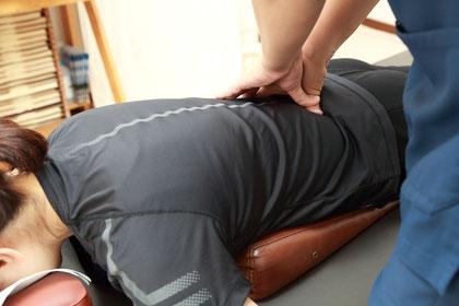 オリジナルの腰椎椎間板ヘルニア施術
