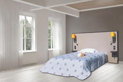 Oh My Bed la tpete de lit personnalisée, sur le blog Archi'Tendances d'Amsterdam Communication