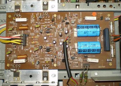 CV 1200 Endverstärker