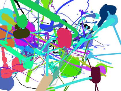 Oeuvre de Jackson Pollok