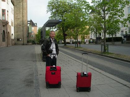Bahnhof in Oslo