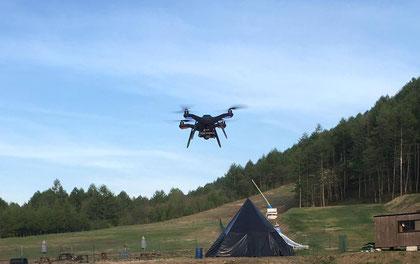 屋内・非GPS空間でのドローン自動航行に関する開発協議会設立準備中