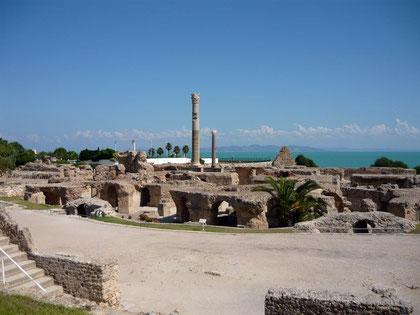 Ruines van Carthago