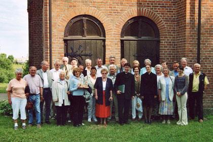 2003 - Wir besuchen wieder unsere Alte Heimat