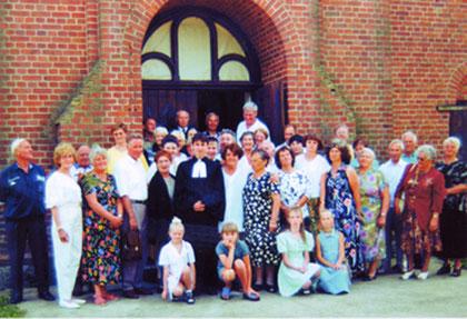 2001 - Besuch aus Deutschland