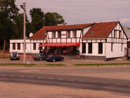 Hotel + Gaststätte Lavira - früher Pechbrenner