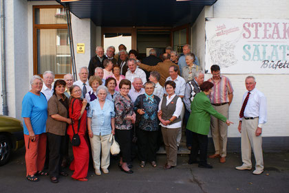 2010 - 55 Teilnehmer kamen zum diesjährigen Treffen nach Baunatal