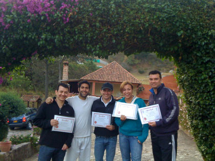 Escuela de Reiki Colombia