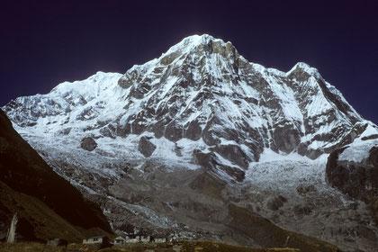 Bild: Annapurna Südwand 8091 m