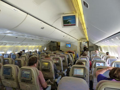 Flieger von Emirates