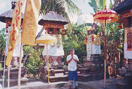 Bienvenidos a Bali