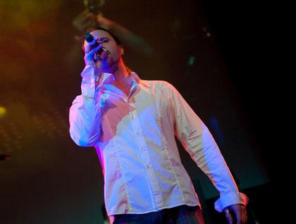 Sänger aus Leidenschaft (Foto: Christian Hanc)