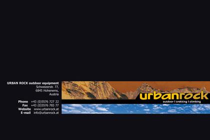 Urban rock Screen