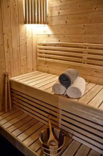 Sauna - Einfamilienhaus