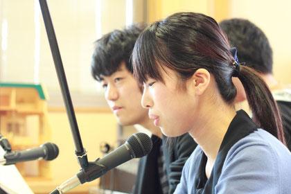 ラジオDJ・ミキサー体験企画の生放送
